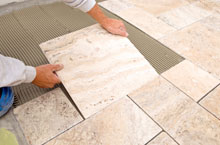 Tiles Refinishing, Cleaning, & Repair