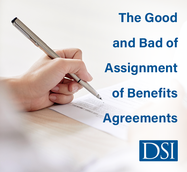 DSI_Assignment_Of_Benefits_AOB_Agreements_Blog